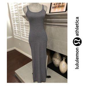 Lululemon Athletica maxi dress